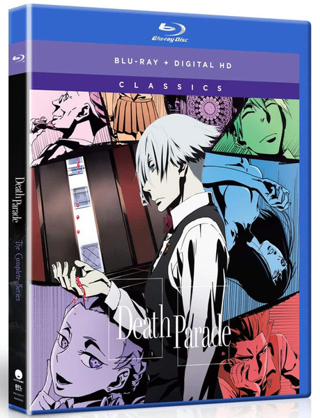 Death Parade Classics Blu-ray