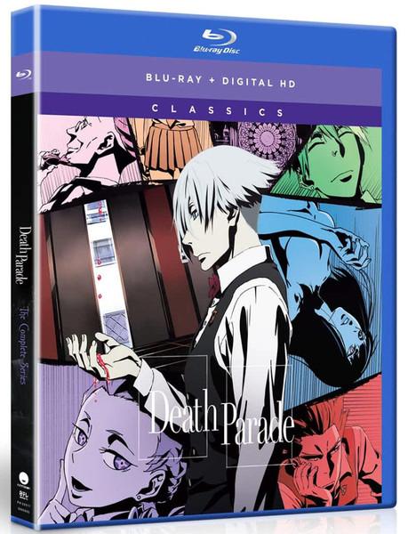 Death Parade Classics Blu-ray