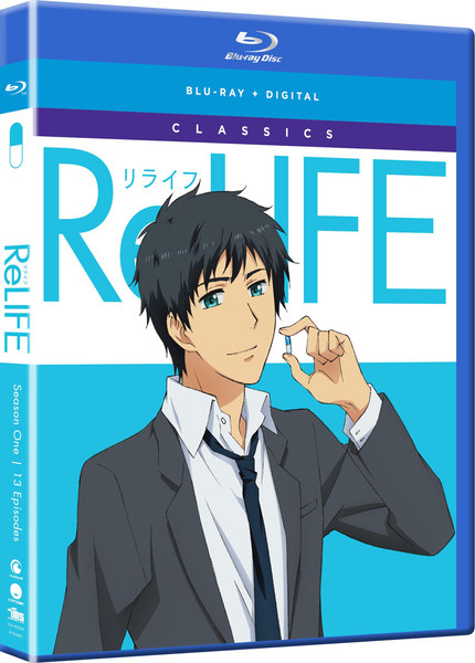 ReLIFE Classics Blu-ray
