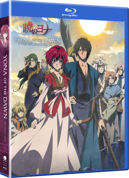 Yona of the Dawn Complete Series Blu-ray
