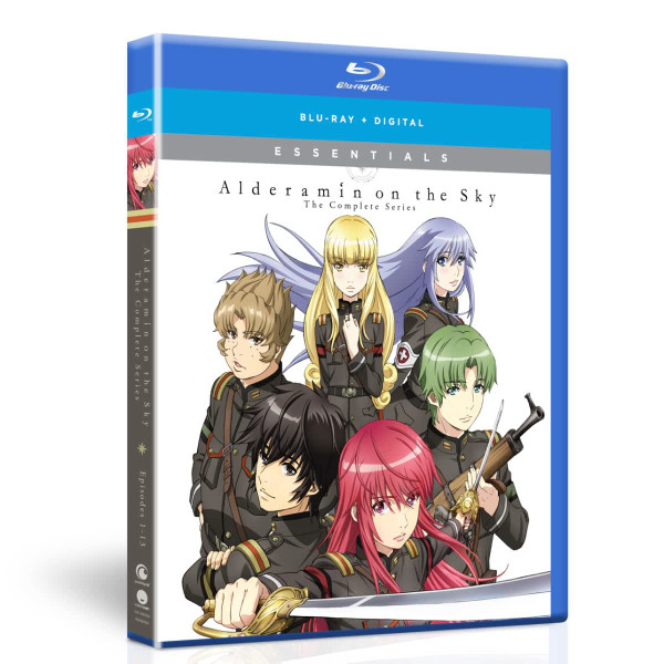 Alderamin of the Sky Essentials Blu-ray