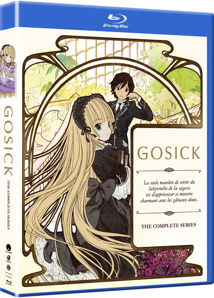 Gosick Complete Series Blu-ray