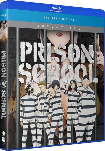Prison School Essentials Blu-ray