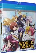 World Break Aria of Curse for a Holy Swordsman Essentials Blu-ray