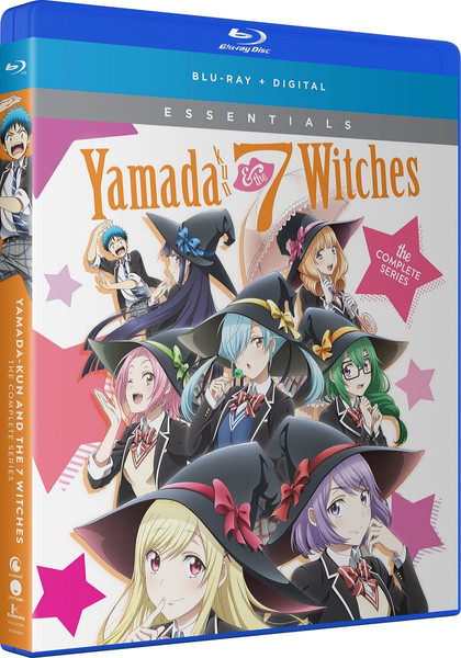 Yamada-kun and the Seven Witches Essentials Blu-ray