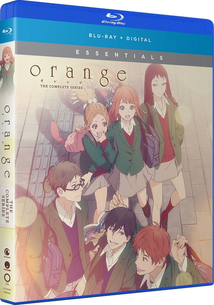 Orange Essentials Blu-ray