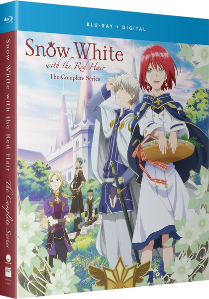 Snow White with the Red Hair Complete Series Blu-ray