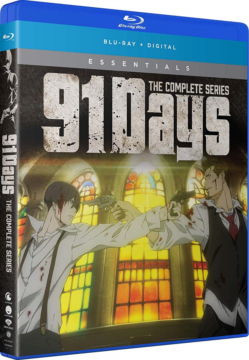 91 Days Essentials Blu-ray 704400025617