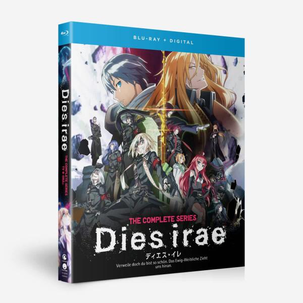 Dies irae Blu-ray