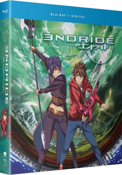 Endride Complete Series Blu-ray