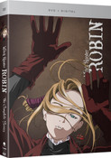 Witch Hunter Robin Complete Series DVD