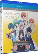 First Love Monster Essentials Blu-ray