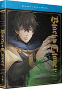 Black Clover Season 1 Part 2 Blu-ray/DVD