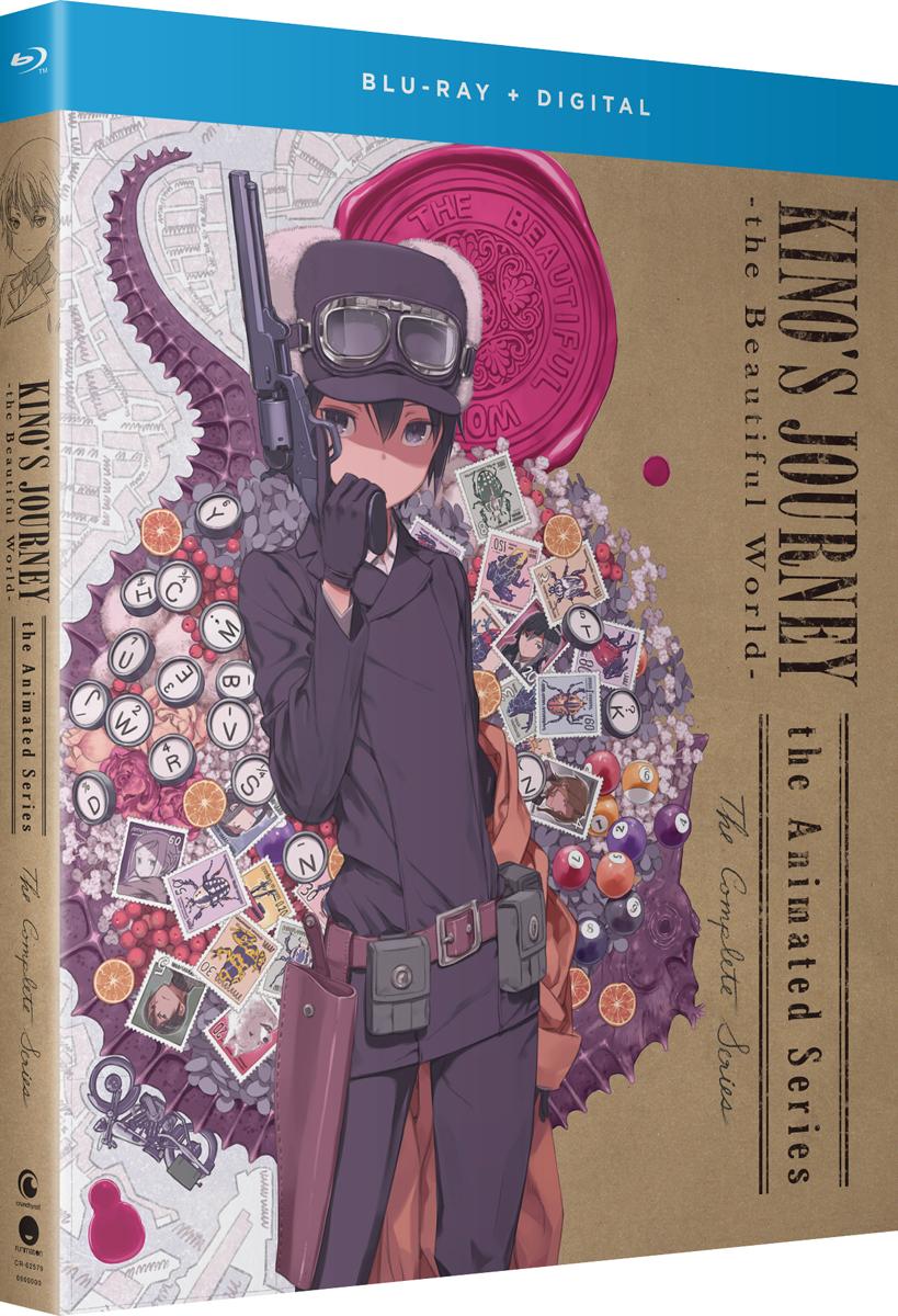 Kino's Journey The Beautiful World Blu-ray