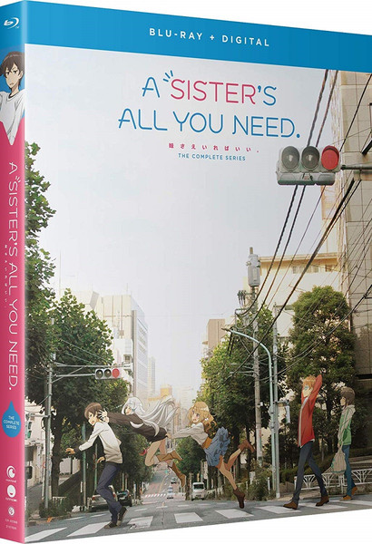 A Sister's All You Need Blu-ray