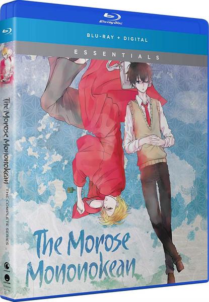 The Morose Mononokean Essentials Blu-ray