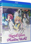 Myriad Colors Phantom World Essentials Blu-ray