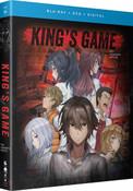 King's Game Blu-ray/DVD