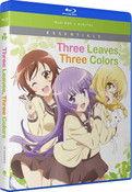 Three Leaves Three Colors Essentials Blu-ray
