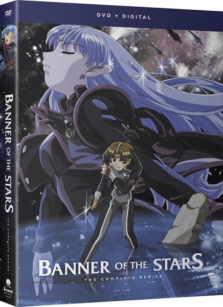 Banner of the Stars DVD