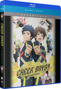 Cheer Boys!! Essentials Blu-ray