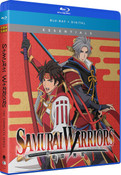 Samurai Warriors Essentials Blu-ray