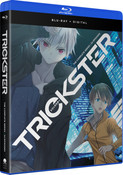 Trickster Complete Series Blu-ray