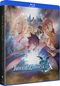 Tales of Zestiria the X Complete Series Blu-ray
