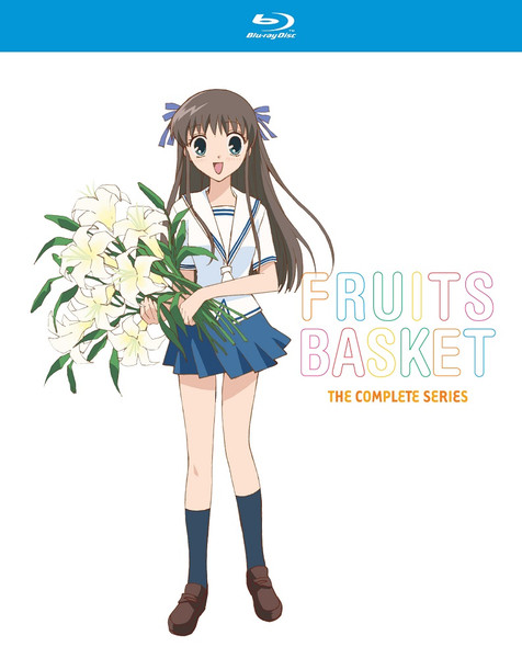 Fruits Basket Blu-ray