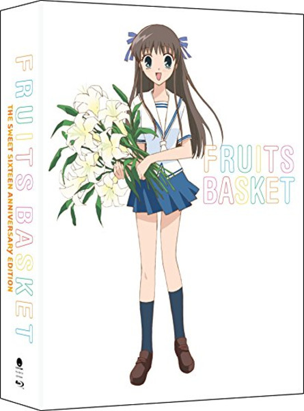 Fruits Basket Sweet Sixteen Anniversary Edition Blu-ray
