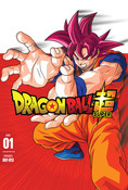 Dragon Ball Super Part 1 DVD