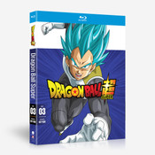 Dragon Ball Super Part 3 Blu-ray
