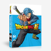 Dragon Ball Super Part 4 DVD