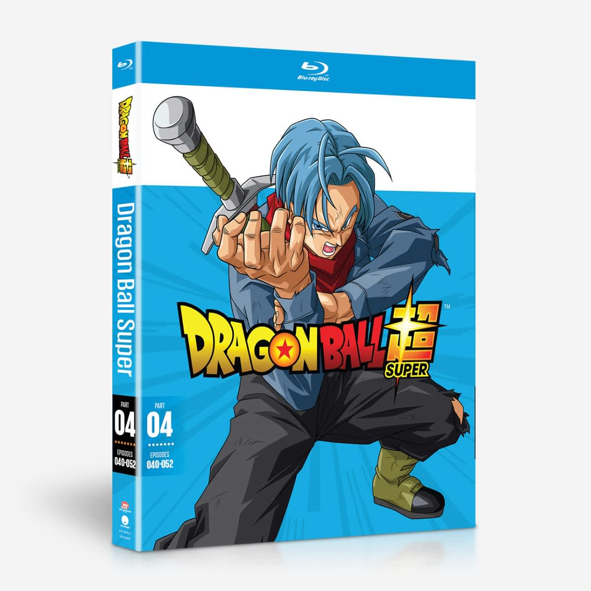 Dragon Ball Super Part 4 Blu-ray 704400038013