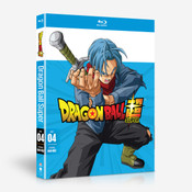 Dragon Ball Super Part 4 Blu-ray
