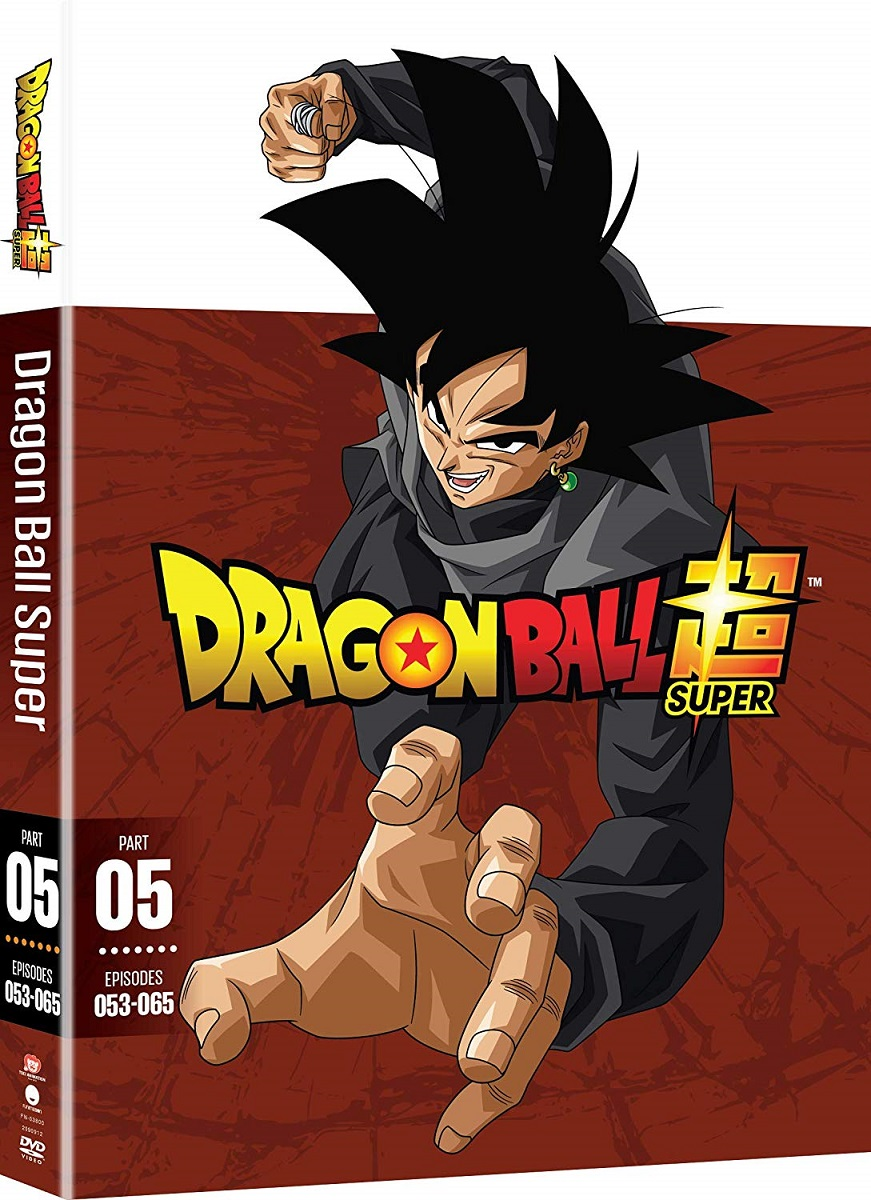 Dragon Ball Super Part 5 DVD
