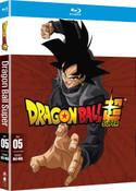 Dragon Ball Super Part 5 Blu-ray