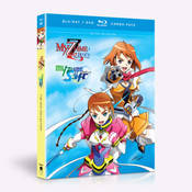 My-Otome OVA Collection Blu-ray/DVD