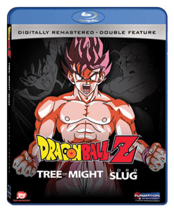 Dragon Ball Z Movies 3-4 Tree of Might/Lord Slug Blu-ray 704400038624