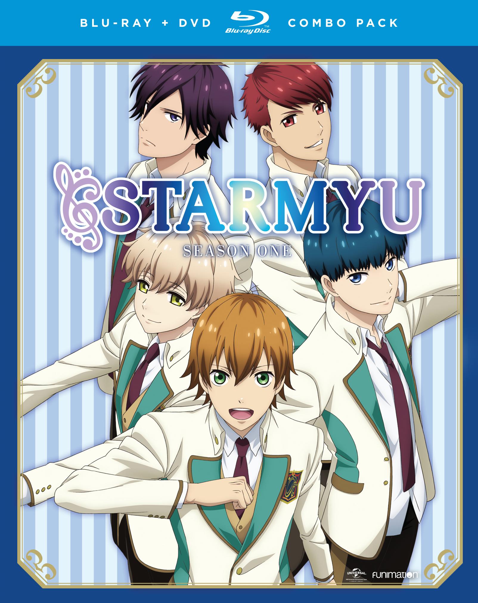 STARMYU Blu-ray/DVD 704400038969