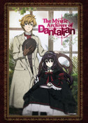 The Mystic Archives of Dantalian DVD