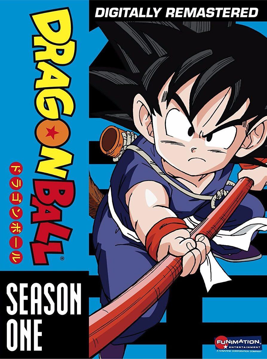 Dragon Ball Season 1 DVD Uncut