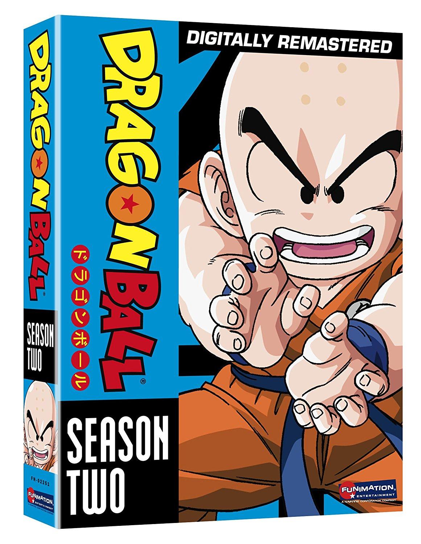 Dragon Ball Season 2 DVD Uncut