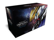 Mobile Suit Gundam Iron-Blooded Orphans Season 1 Limited Edition Blu-ray/DVD