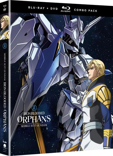 Mobile Suit Gundam Iron-Blooded Orphans Season 2 Part 2 Blu-ray/DVD