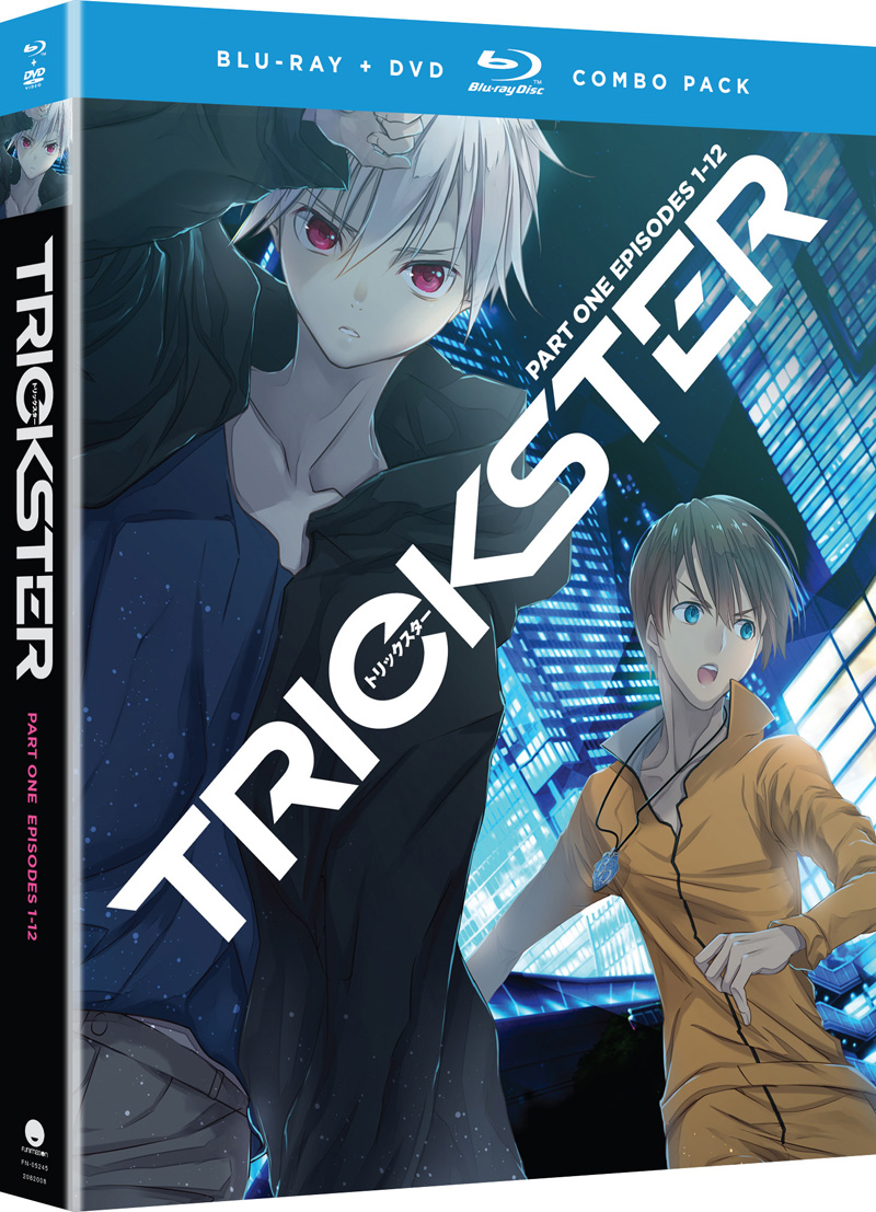Trickster Part 1 Blu-Ray/DVD 704400052453