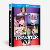 Trickster Part 2 Blu-Ray/DVD