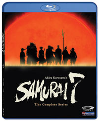 Samurai 7 Box Set Blu-ray 704400058318