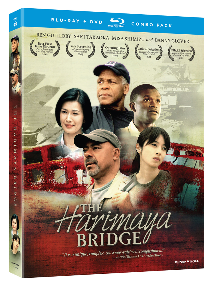The Harimaya Bridge Blu-ray/DVD LiveAction 704400058738