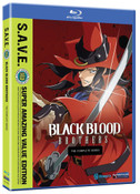 Black Blood Brothers Blu-ray SAVE Edition